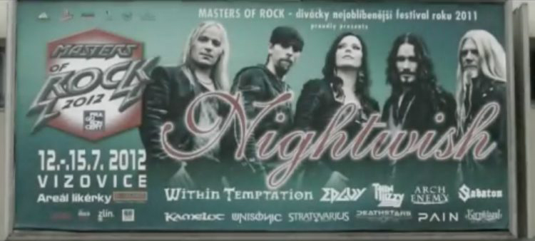 Nightwish trailer