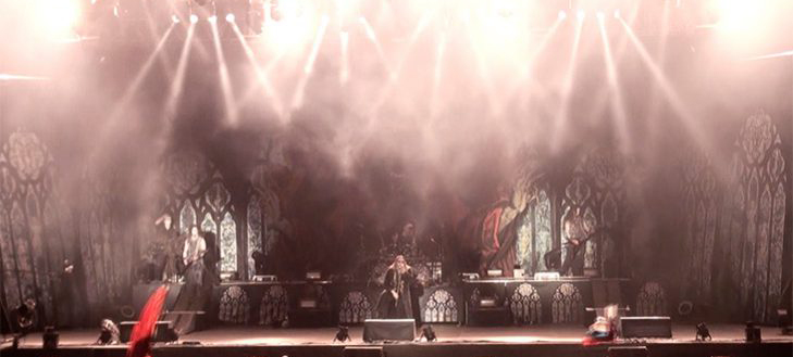 Powerwolf live