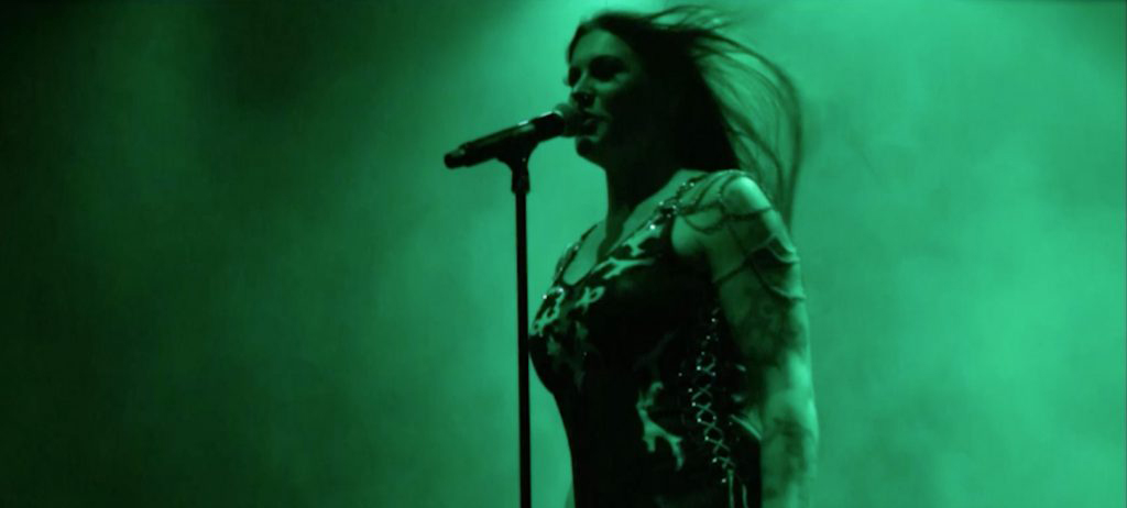 Nightwish live in Mexico YLE documentary